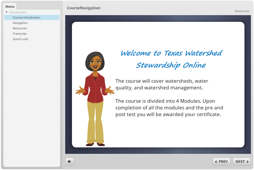 Extended Delivery Of The Texas Watershed Steward Project Texas